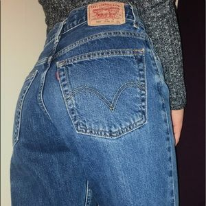 """THE 509"" Levi Straightleg Jeans"